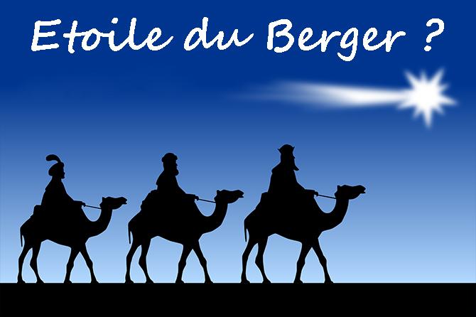 Etoile du Berger, Vénus et Provence