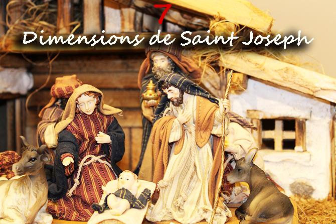 7 Dimensions de Saint Joseph