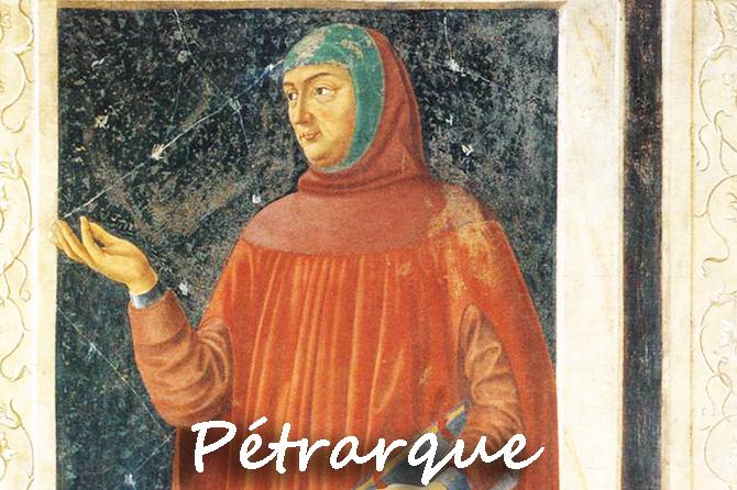 Pétrarque en Provence